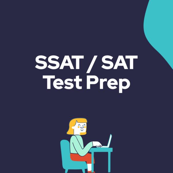 SSAT & SAT Test Prep